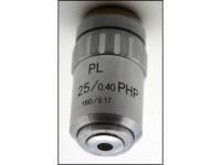 BM Pro Objektiv PL Ph 25x/0,40