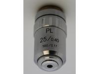 BM Pro Objektiv PL25x /0,40