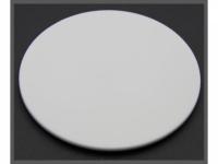 Platte schwarz/weiss 100mm