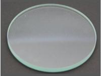 Glasplatte matt 100mm