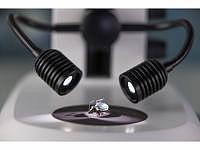 Doppel-Spot-Leuchte K LED